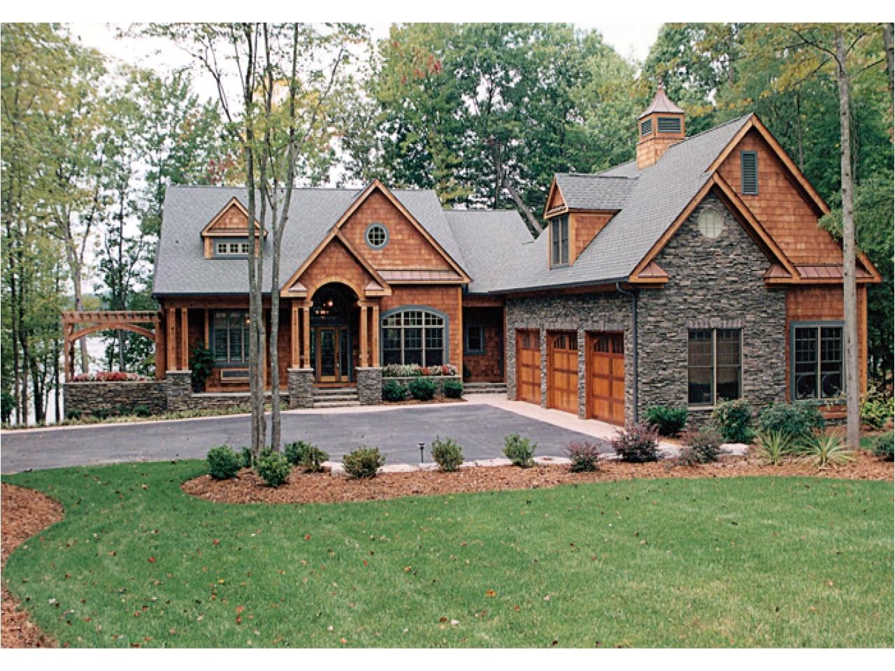 d72d67e10c2b7a6f craftsman house plans lake homes view plans lake house