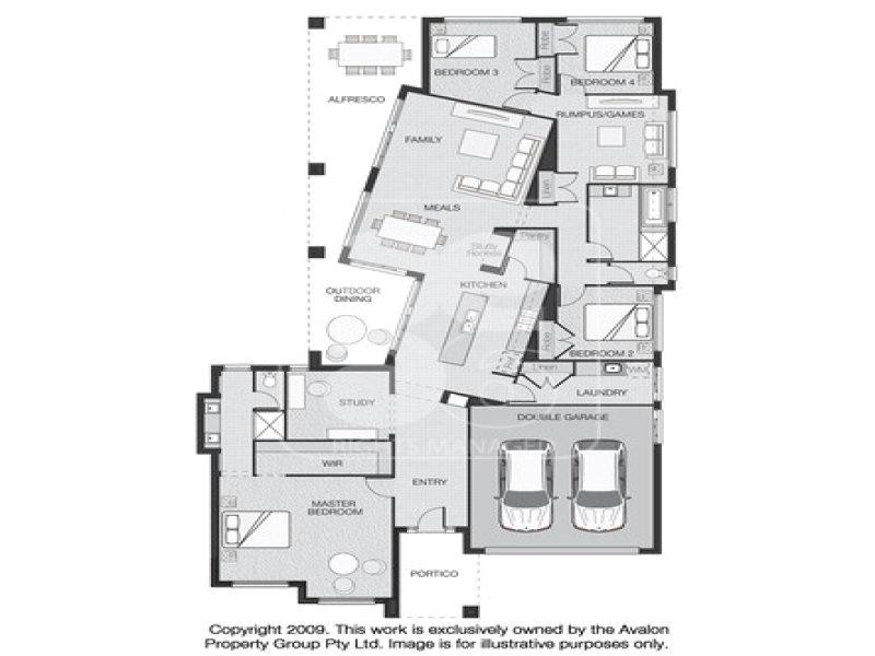 crazy house floor plans