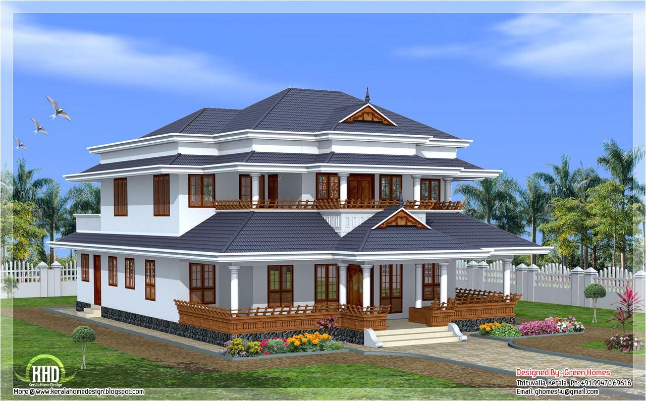 traditional vastu kerala home