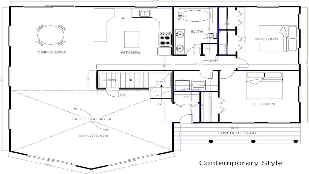 Create your own home floor plans - How to design your own home floor plan ...