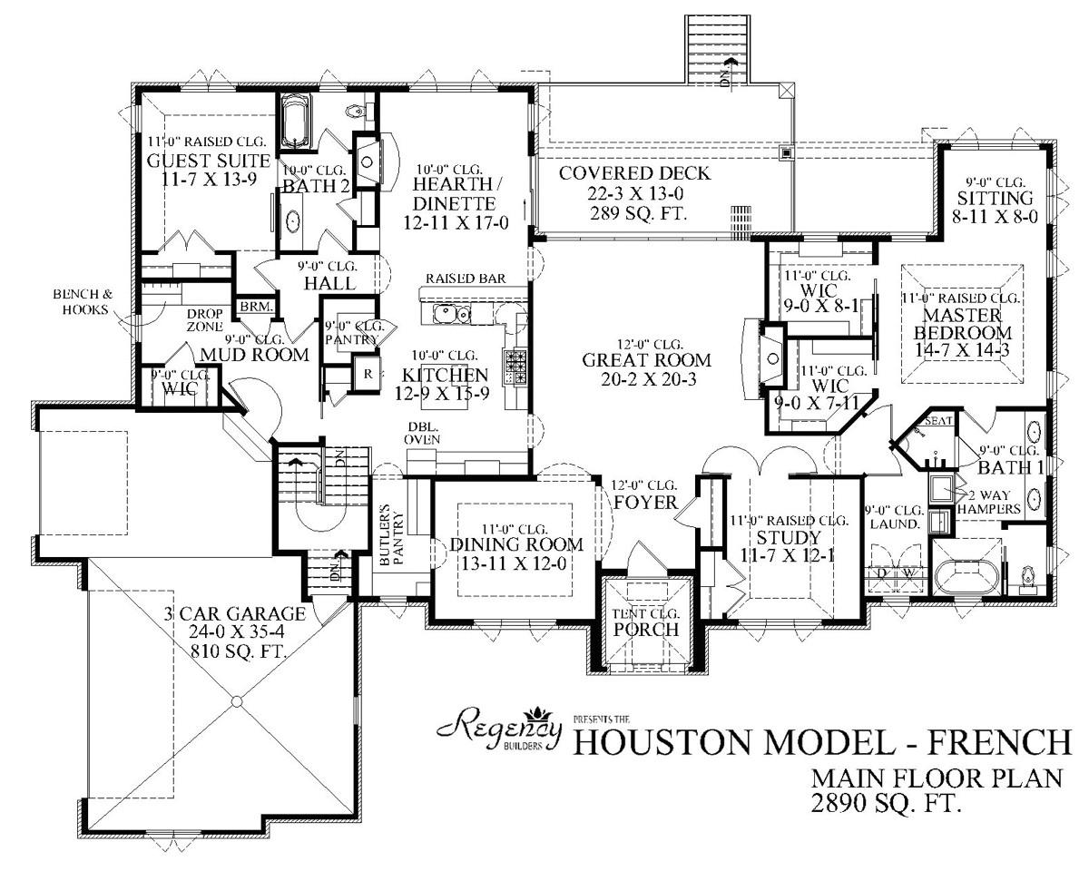 inspiring custom homes plans 14 custom ranch home floor plans