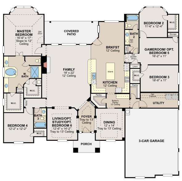 custom builder floor plan software