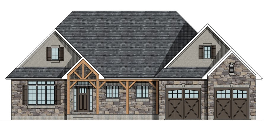 Custom Home Plans Canada Canadian Home Designs Custom House Plans Stock House