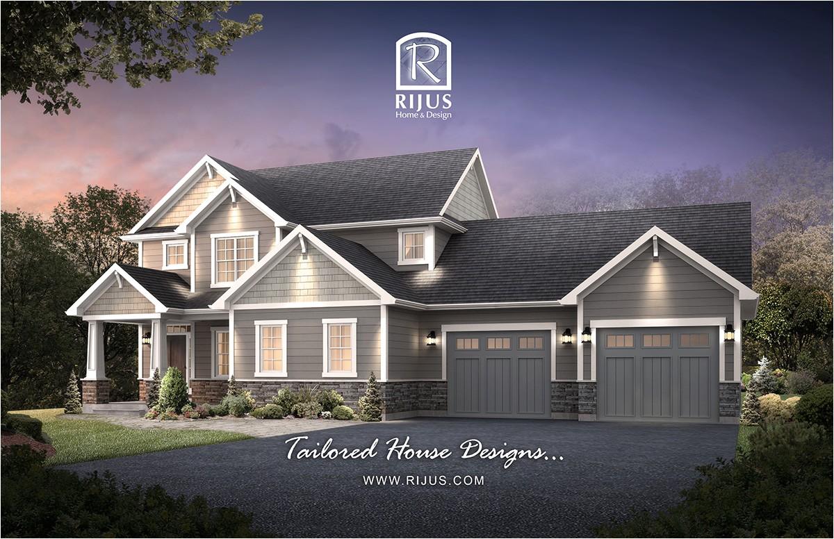 Custom Home Plans Canada House Plans Ontario Custom Home Design Niagara