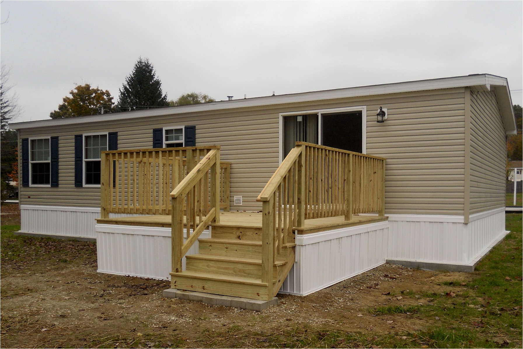 Deck Plans Mobile Homes Back Decks for Mobile Homes Home Design Ideas