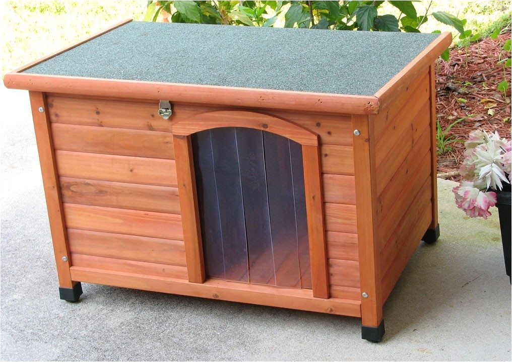 dog house plans with hinged roof inspirational dog house insulated