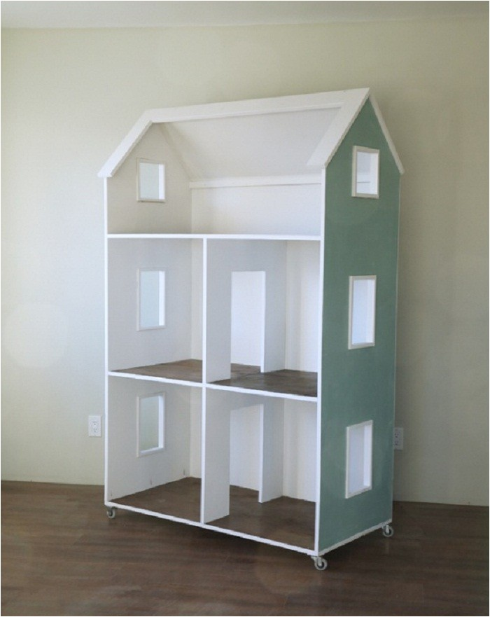 18 doll house plans