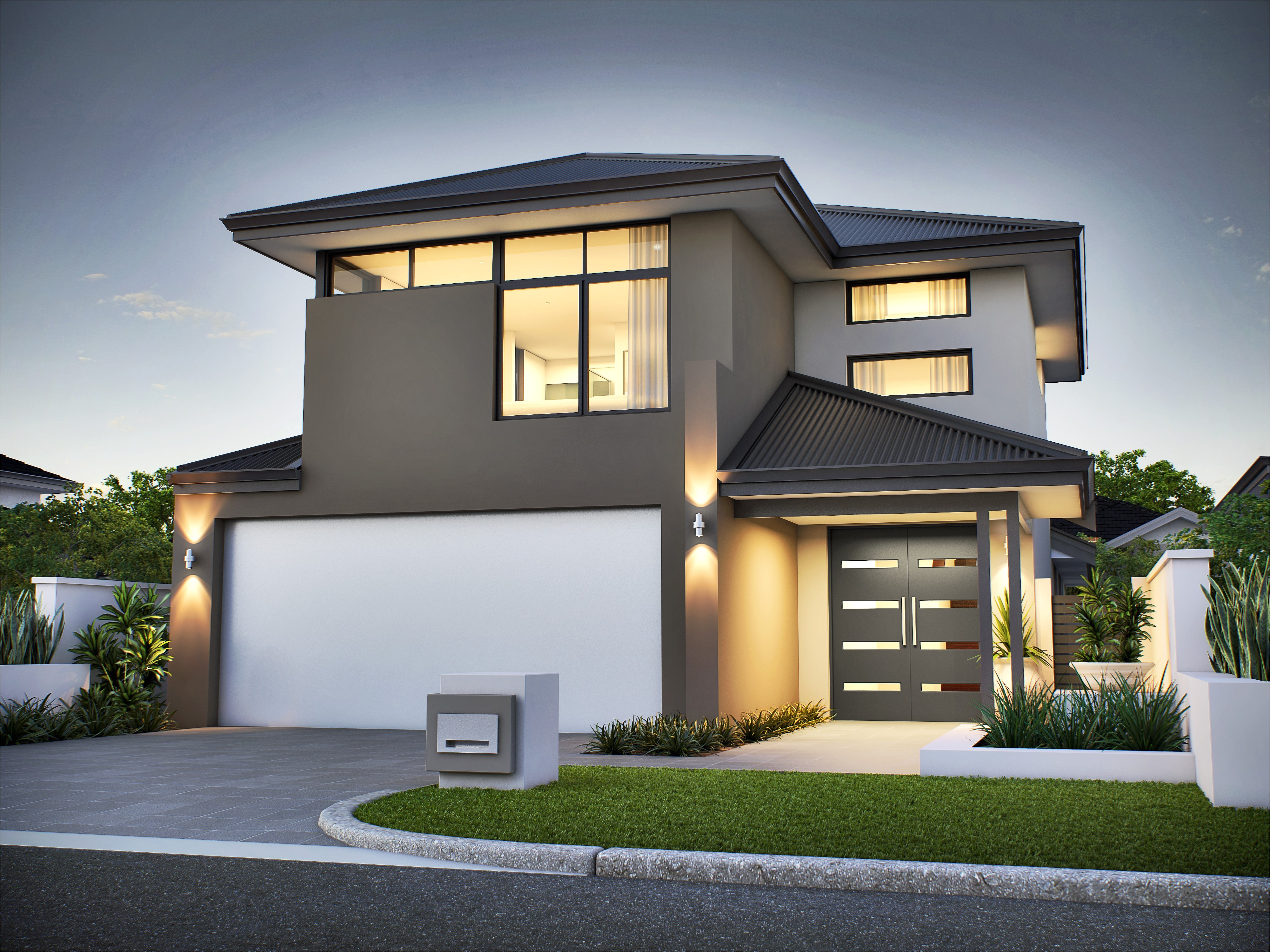 small double story house designs design