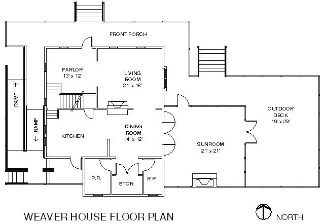 draw house plans free online