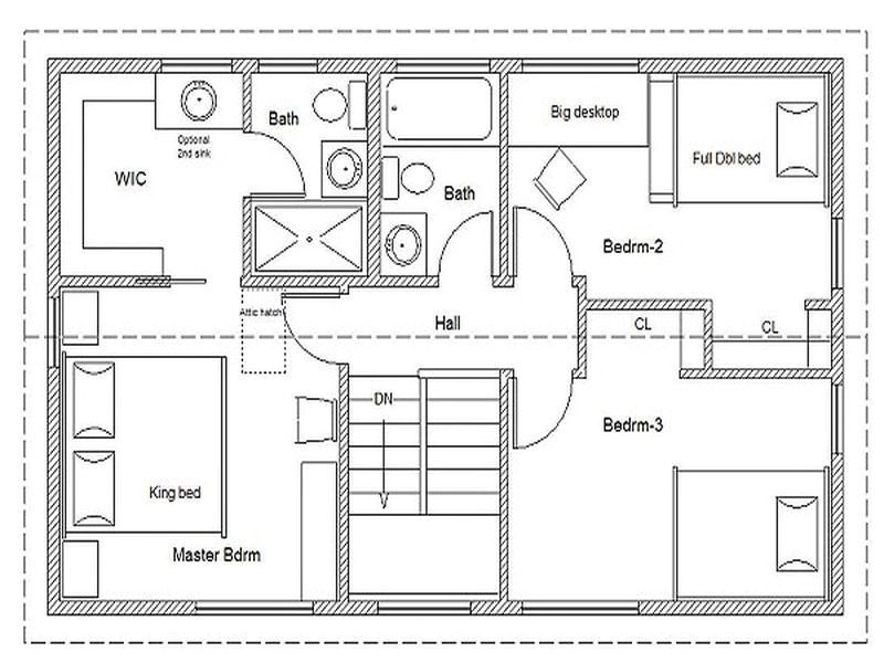 draw house plans on computer free