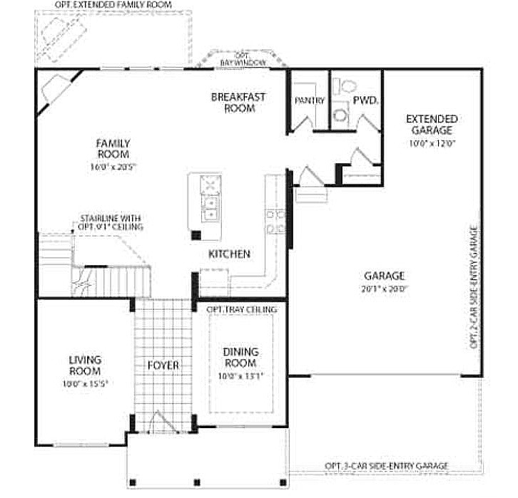 moodboard kitchen selections and floor plan for our drees home