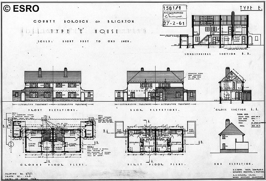 council house plans
