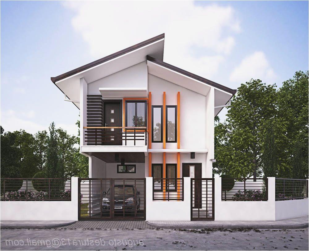 small zen type house design