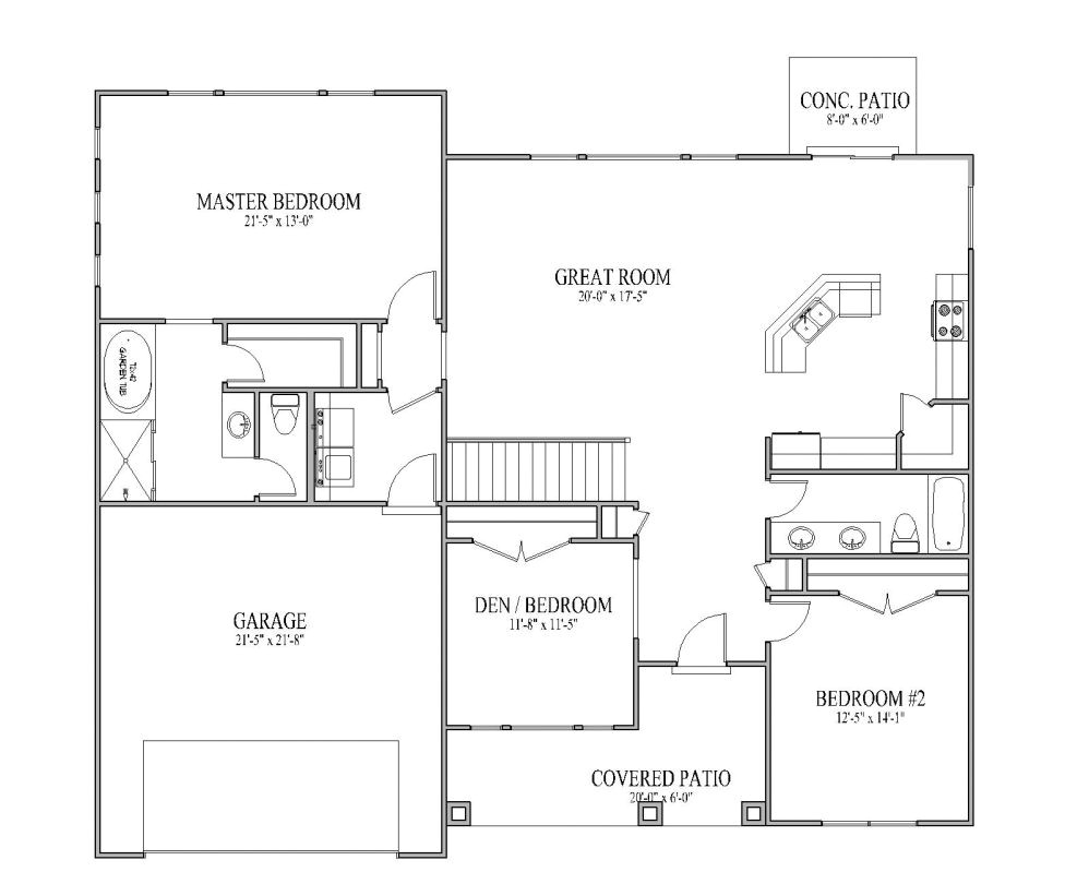 Easy Home Plans Simple House Plans Cottage House Plans