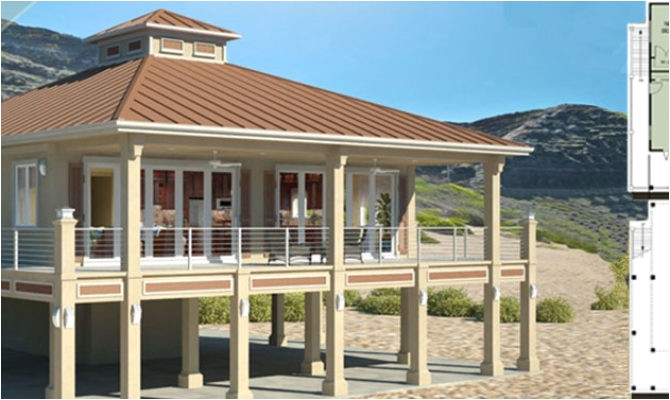 Elevated Coastal Home Plans Coastal Home Plans Elevated Ideas Photo Gallery House