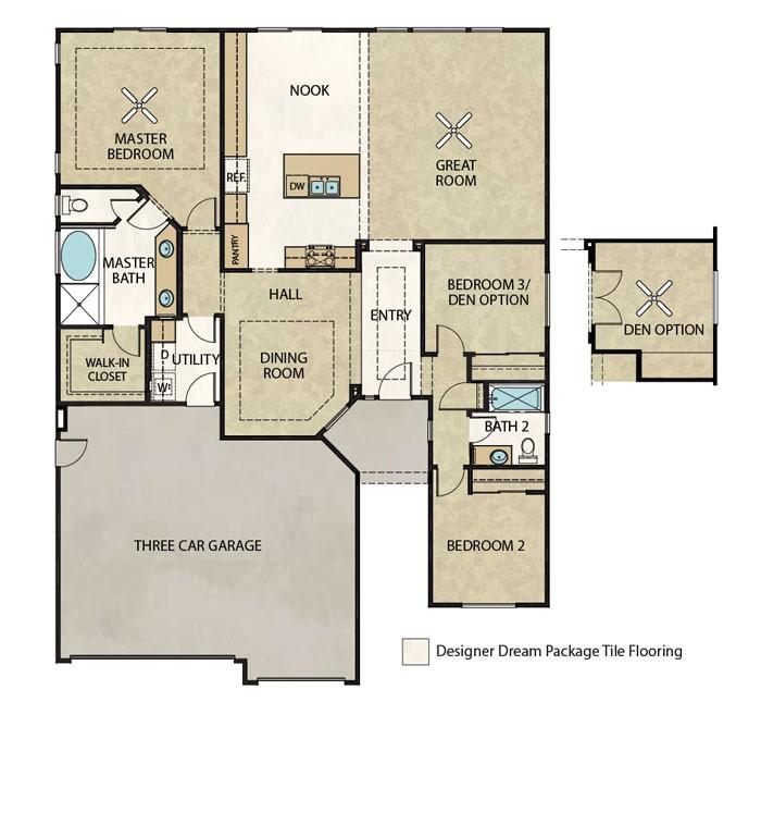 elliott homes floor plans