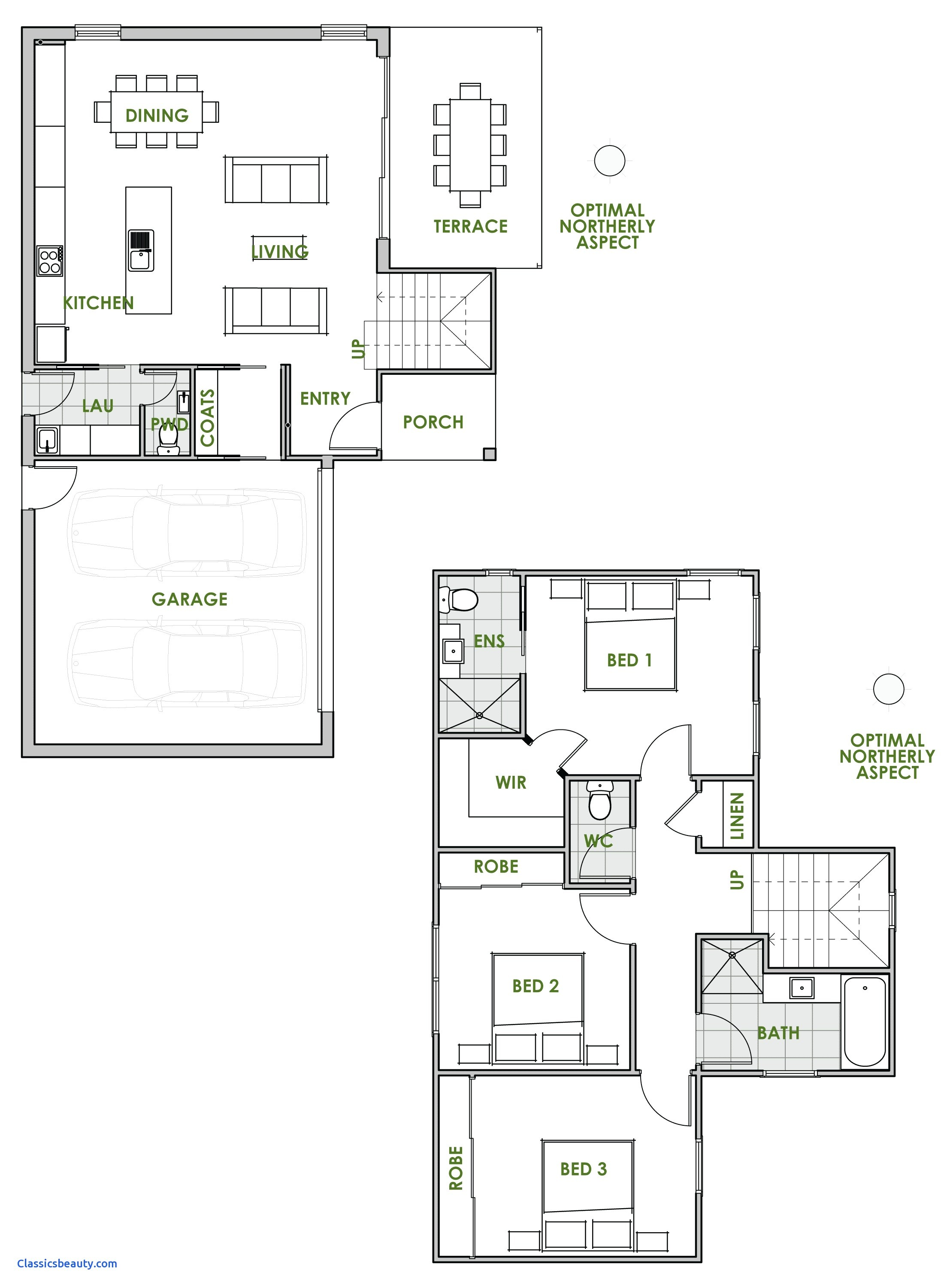 small energy efficient home designs