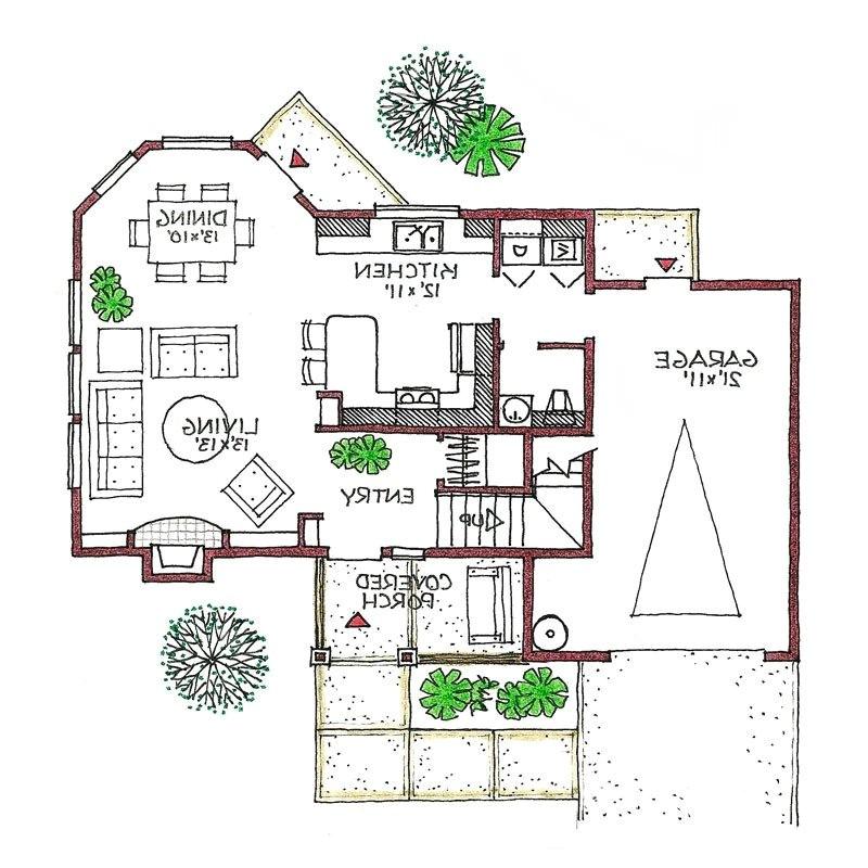 energy efficient homes floor plans