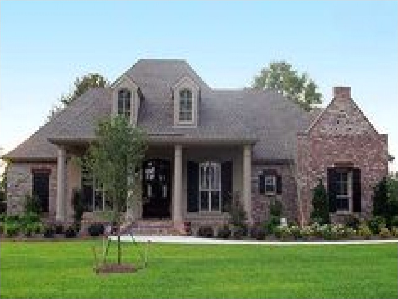 9281f60076676797 french country house exteriors french country house plans one story