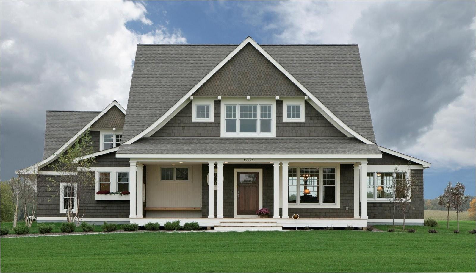 modern homes exterior canadian designs