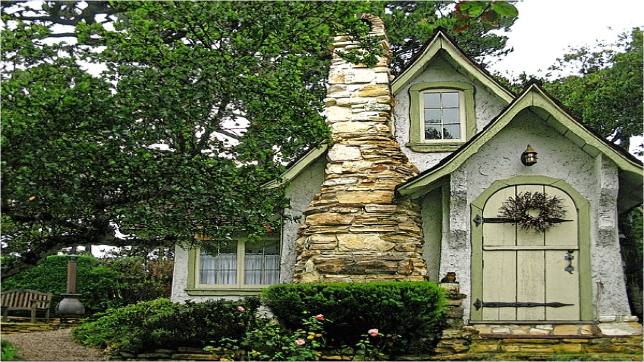 Fairytale Cottage Home Plans Carmel Fairytale Cottage English Cottage House Plans