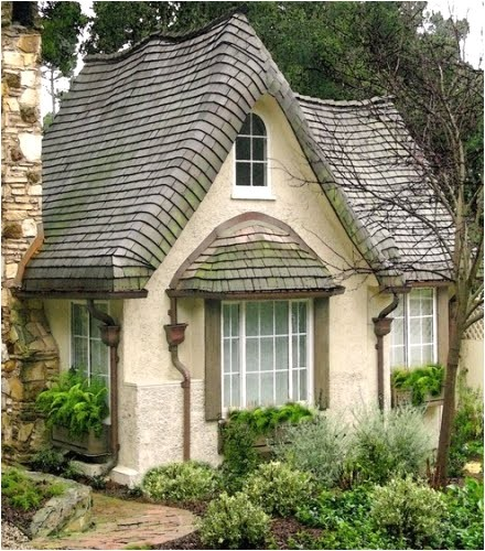 historic fairytale cottages of carmel