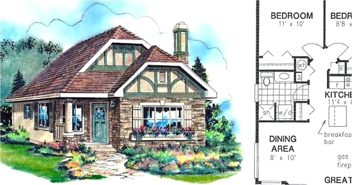 fairytale house plans