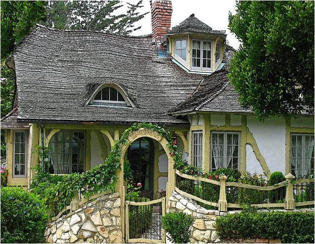 Brilliant Fairytale Cottage Home Plans Storybook Cottage In Carmel Ca Interior Design Ideas Oteneahmetsinanyavuzinfo