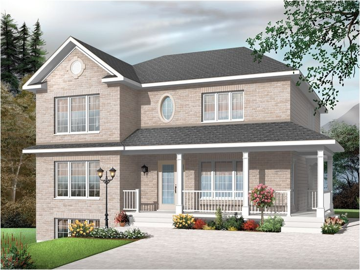 Family Homes Plans Plan 027m 0029 Find Unique House Plans Home Plans and
