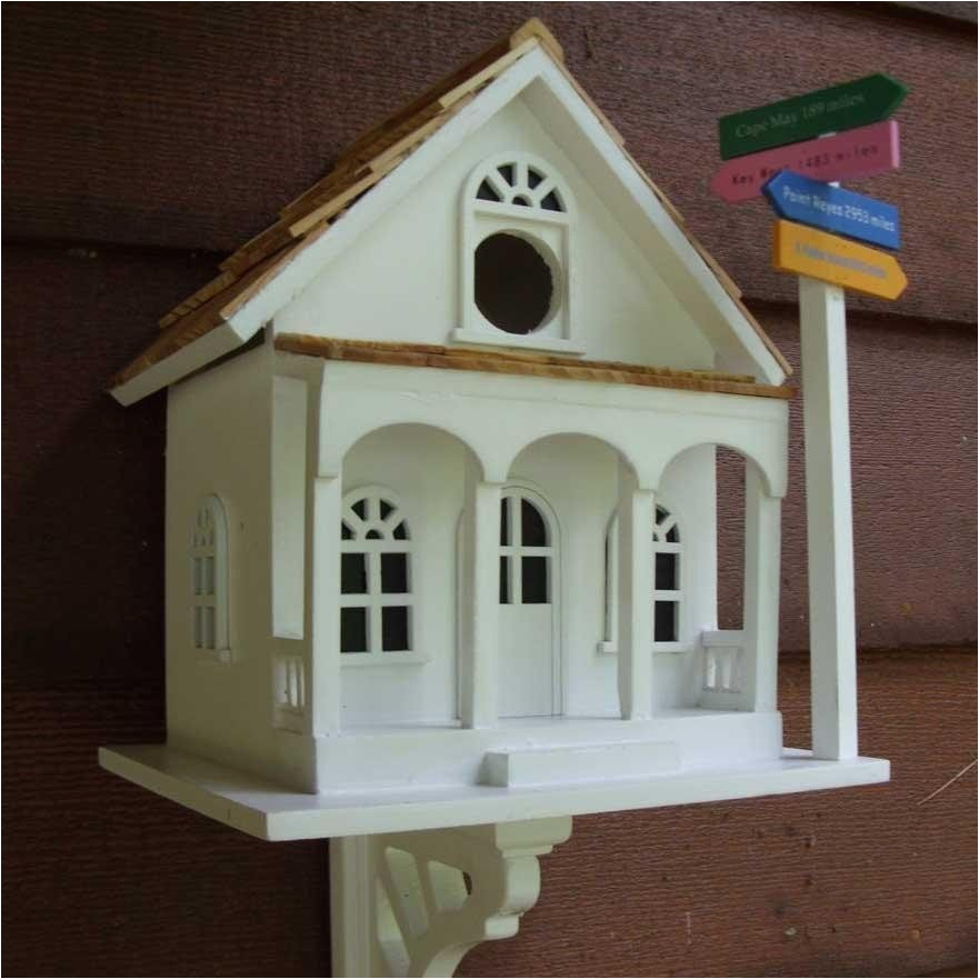 fancy bird house plans