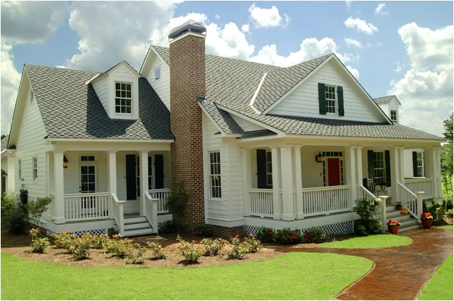 Farmhouse Southern Living House Plans ...