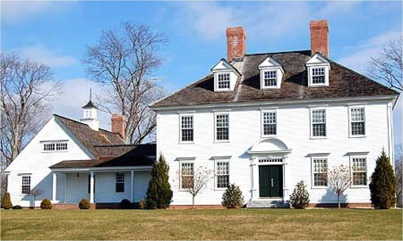 3883b302538fb392 federal colonial style house plans greek revival house