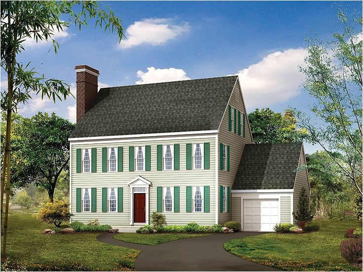 including federal colonial house plans