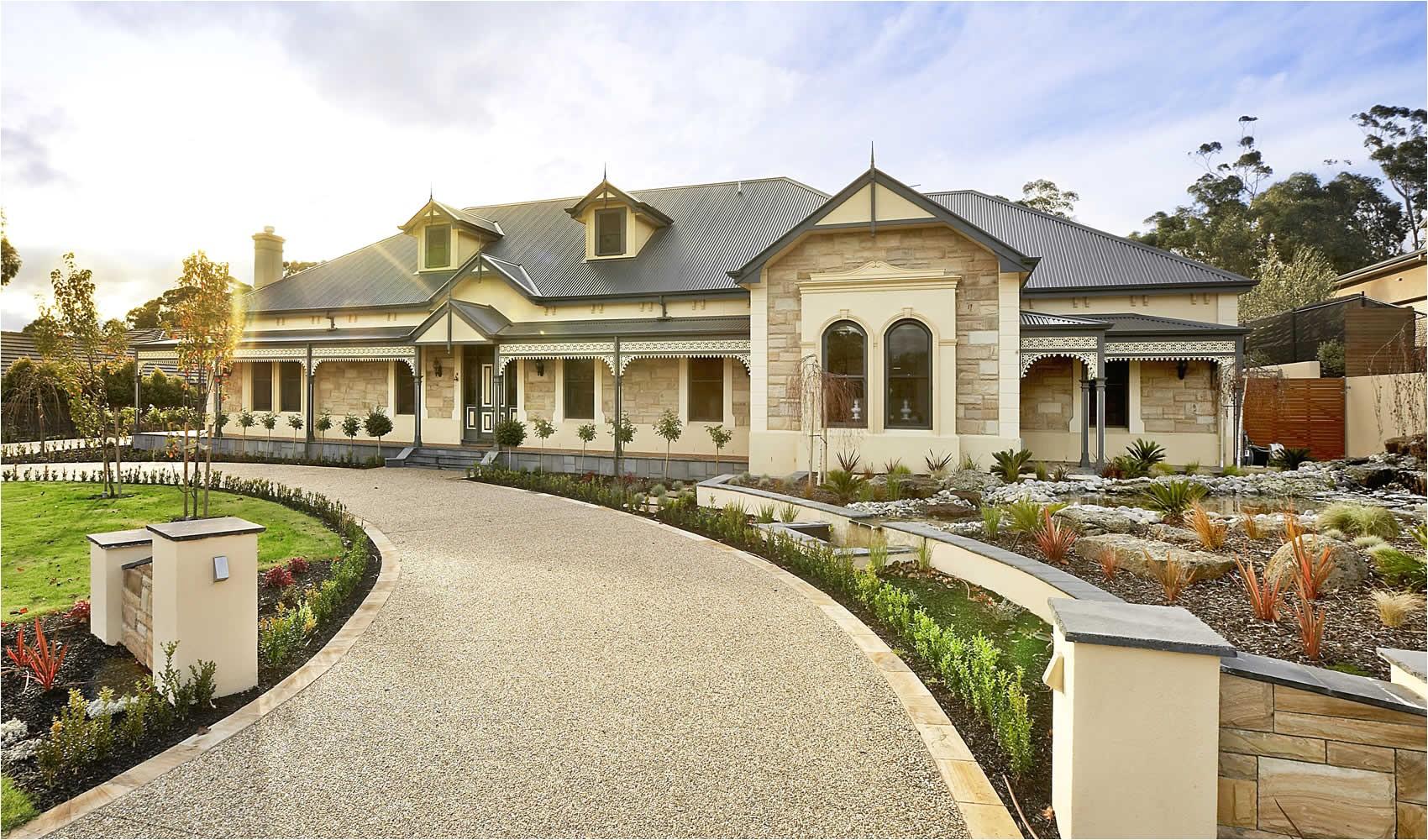 federation home plans australia