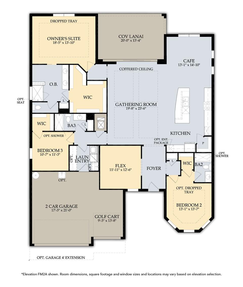 floor plan design