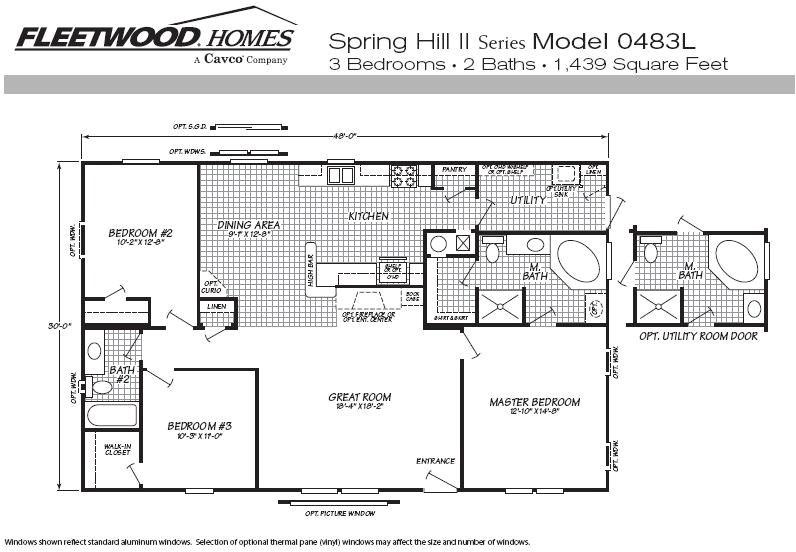 1997 fleetwood mobile home floor plan luxury mobile home floor plans available fleetwood manufactured uber