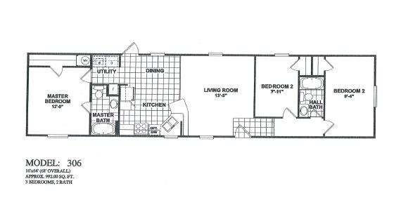 Fleetwood Mobile Homes Floor Plans97 New 1997 Fleetwood Mobile Home Floor Plan New Home Plans