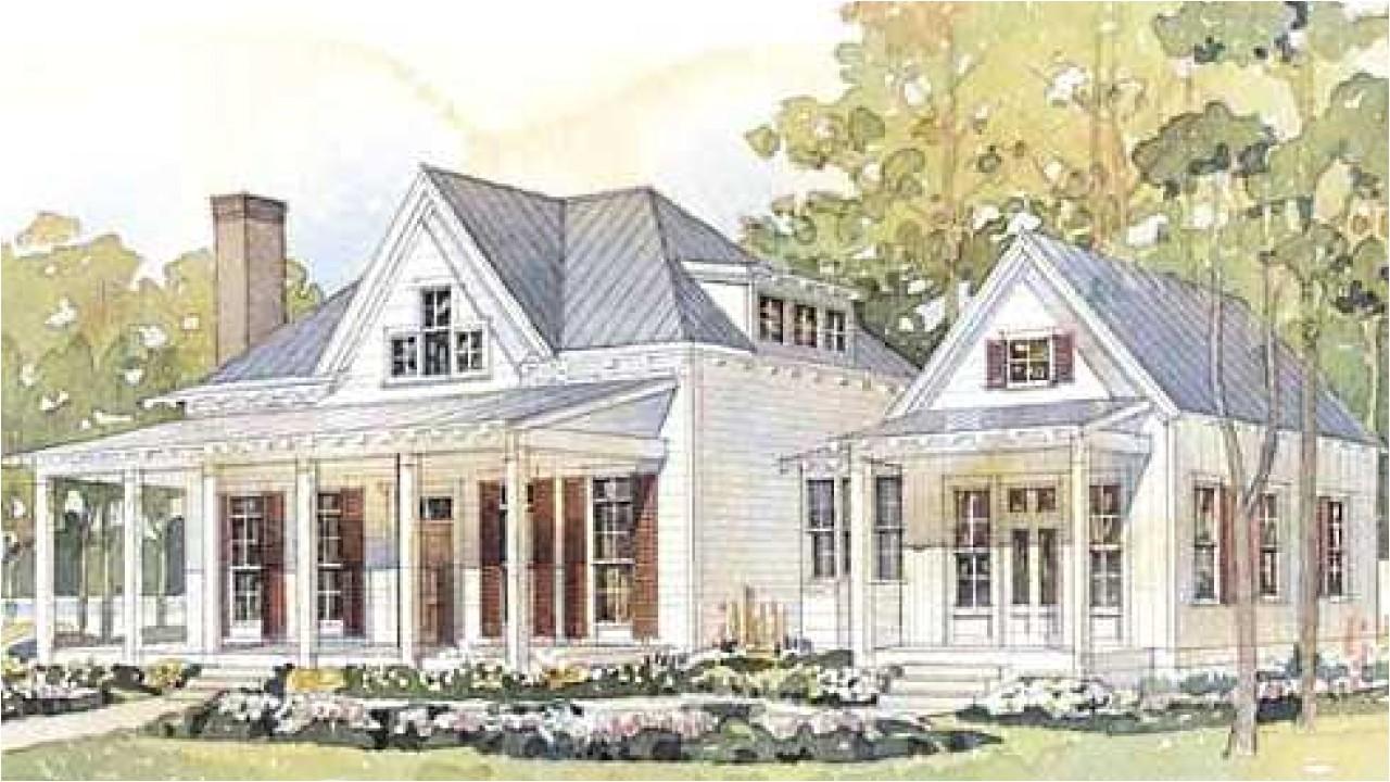 cajun cottage style house plans