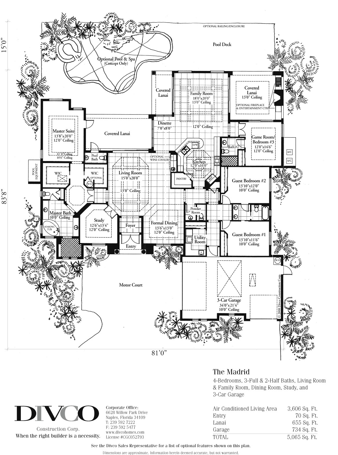 marvelous builder home plans 9 luxury homes design floor plan