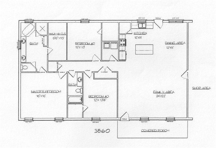 barndominium house plans