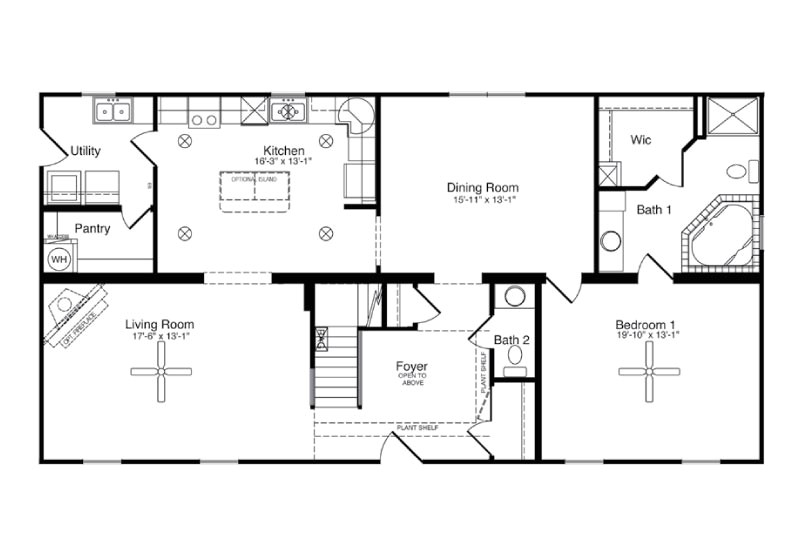 Floor Plans for Modular Home Modular Home Floor Plans Nc Cottage House Plans