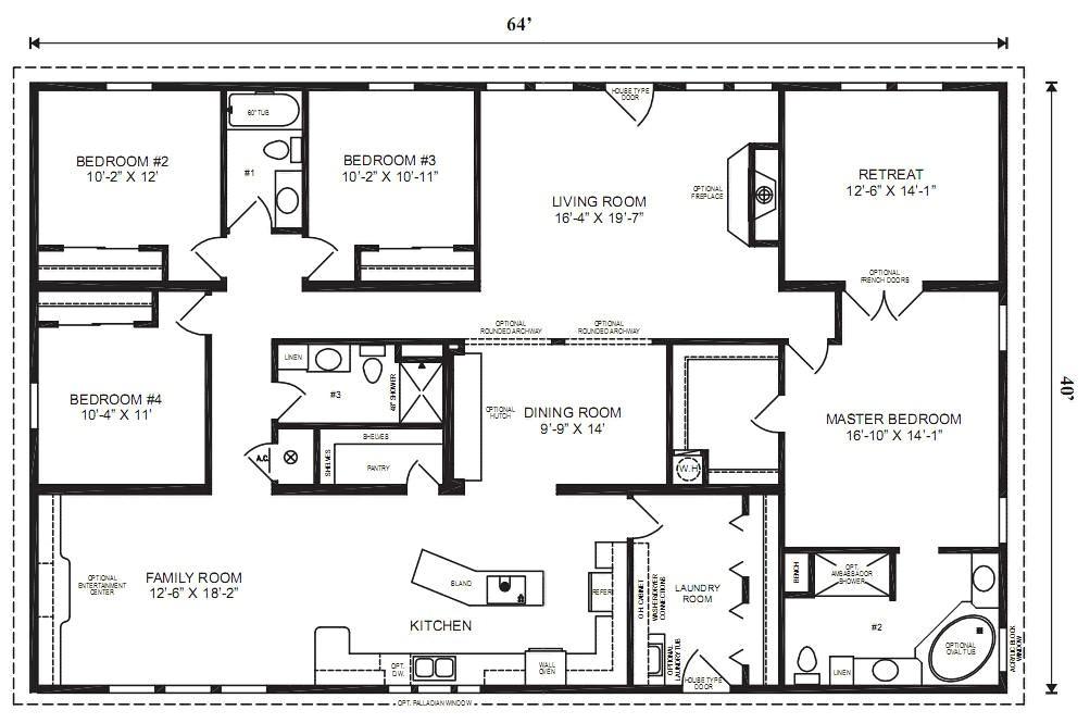 images of modular home design plans