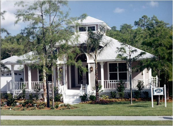 Florida Cracker Style Home Plans Florida Cracker House Plan Chp 24538 at Coolhouseplans Com
