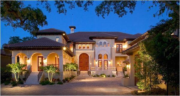 homes custom