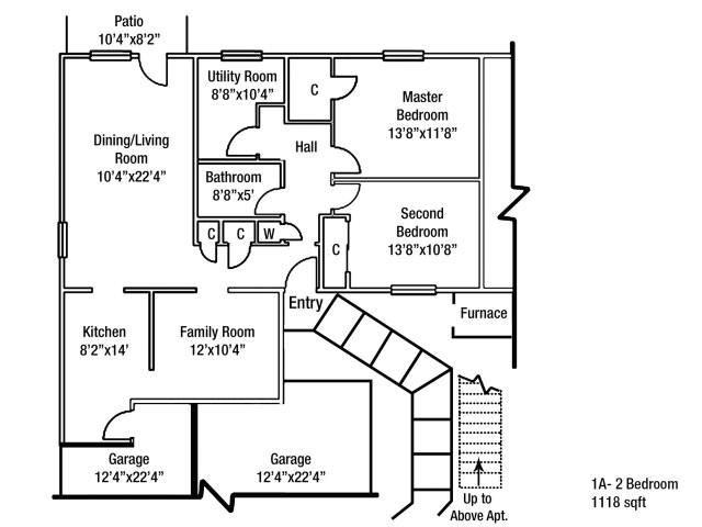 fort drum housing floor plans