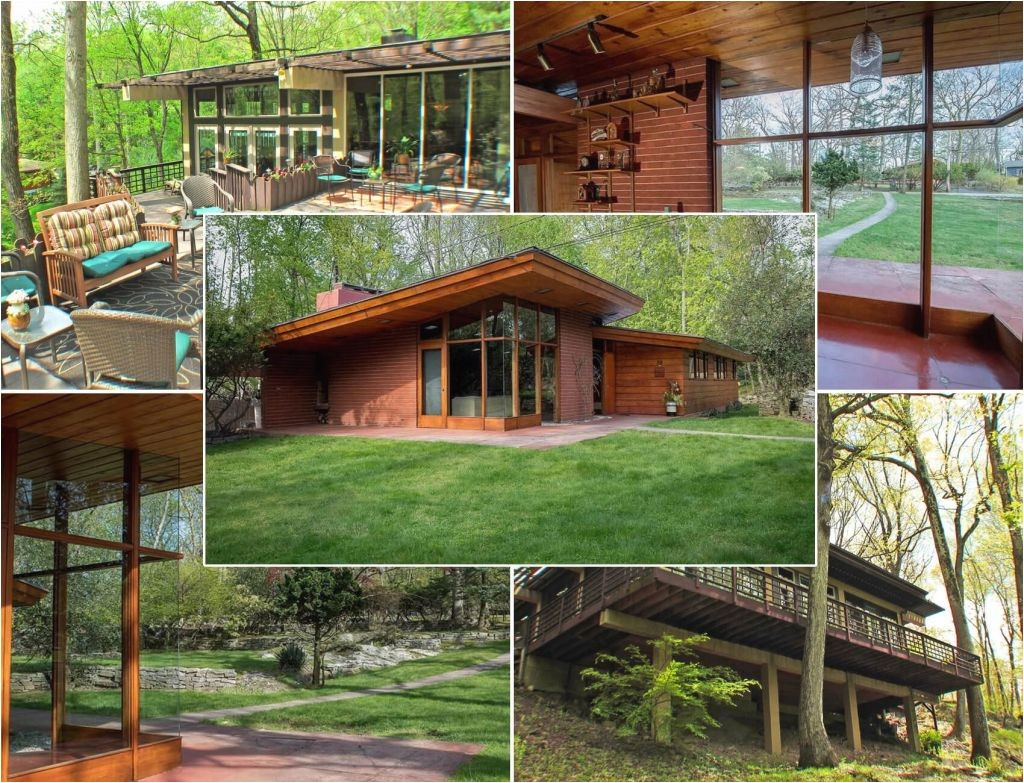 usonian house plans awesome upstate homes for sale frank lloyd wright s usonian vision