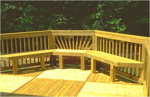 home deck plans