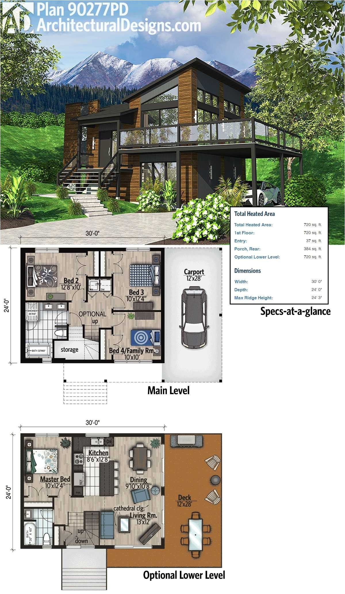 free green house plans and plan pd modern home plan with optional lower level