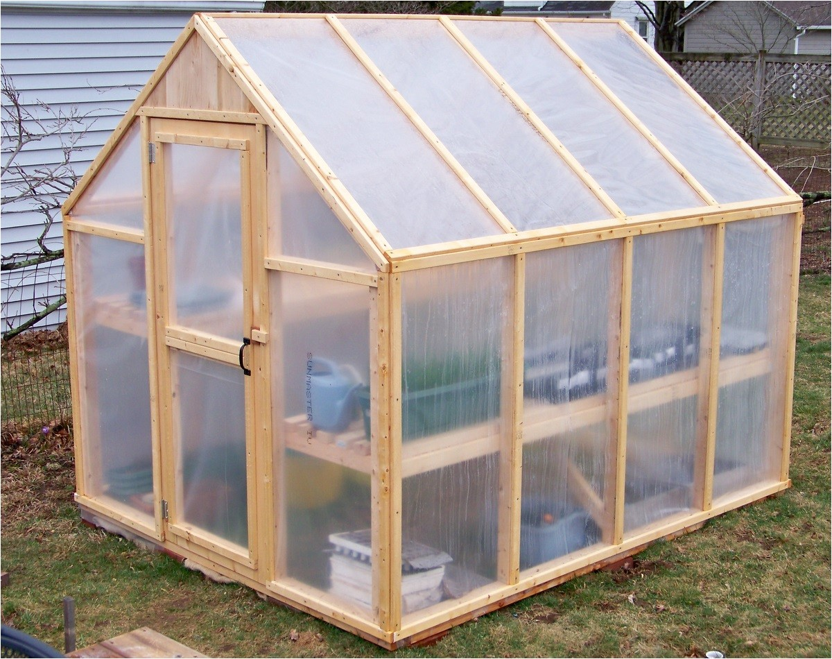 how to construct a greenhouse using free supplies ideas pics 2937
