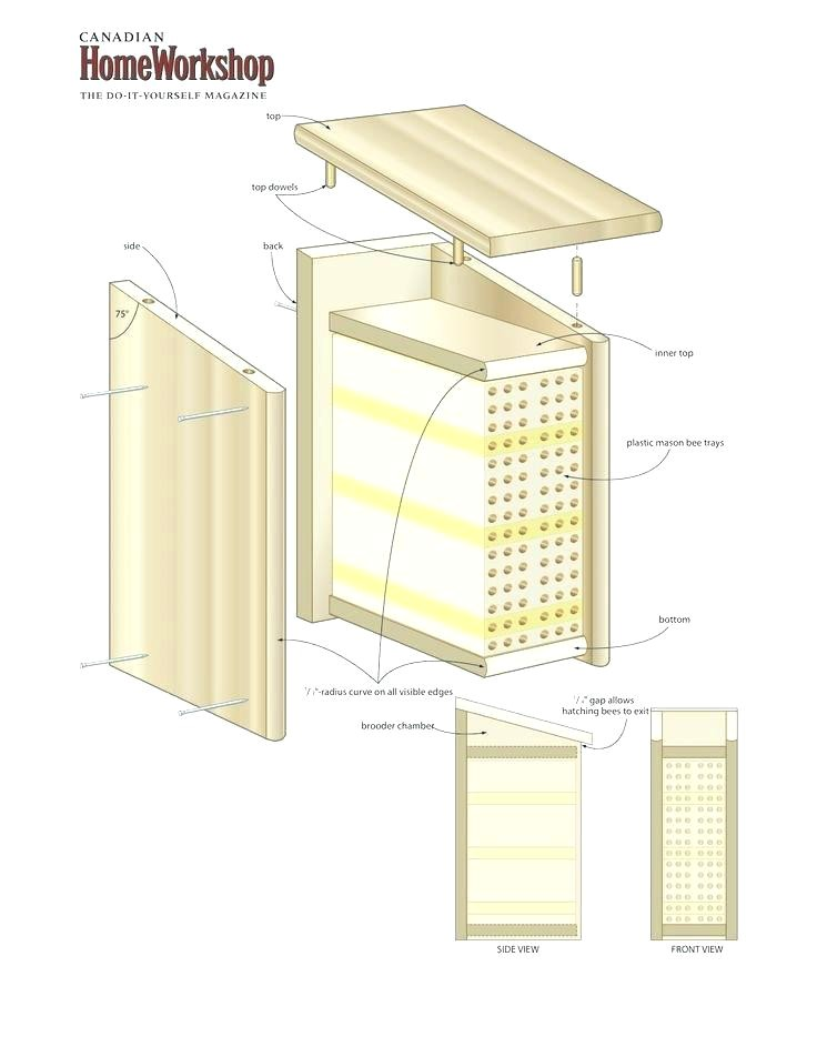 bee box plans